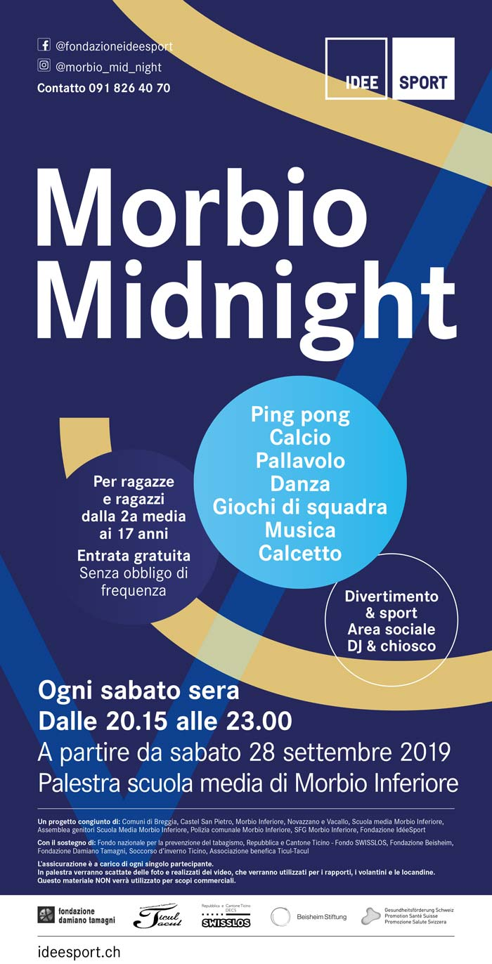 Morbio Midnight 2019
