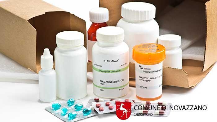 novazzano consegna farmaci a domicilio