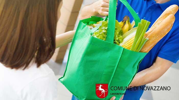 consegna spesa e farmaci a domicilio