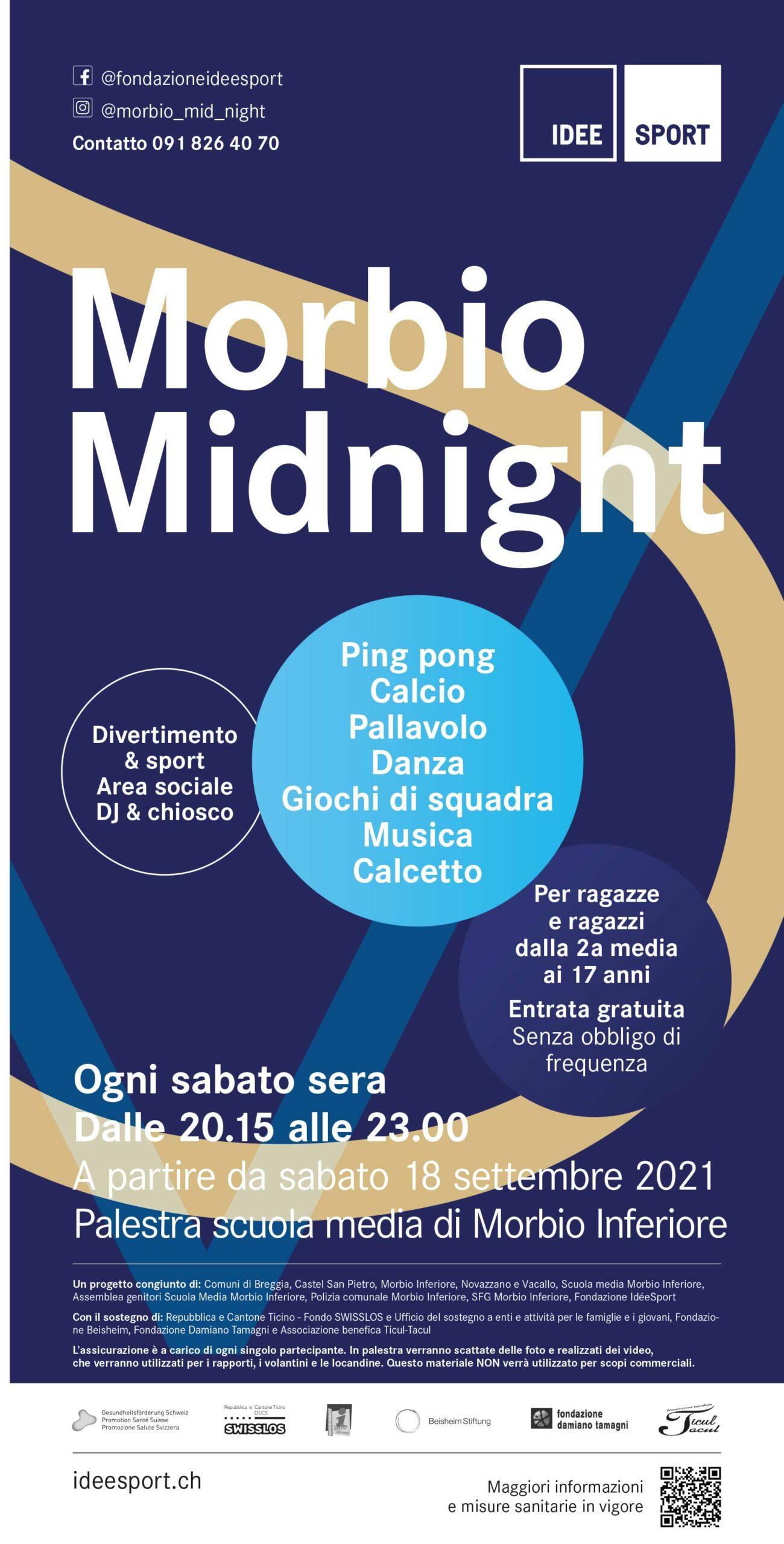 Morbio Midnight 2019