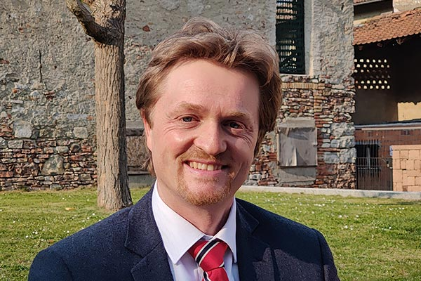 Davide Cantelli - Vicesindaco